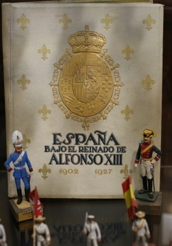 Libro Alfonso XIII